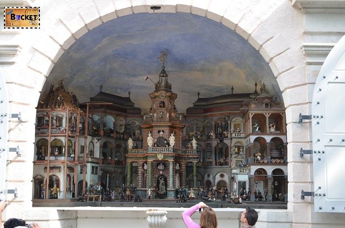 Hellbrunn Marele Teatru Mecanic