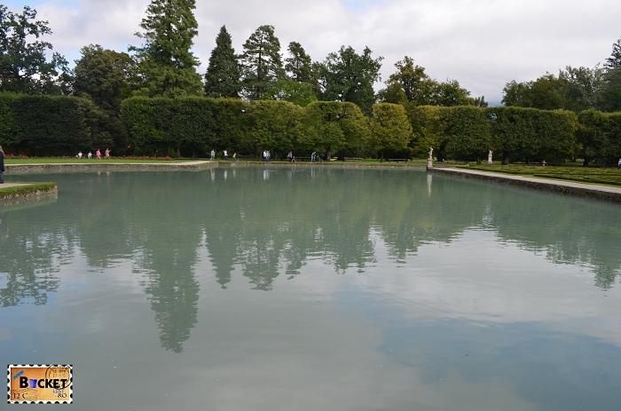 Lac Hellbrunn