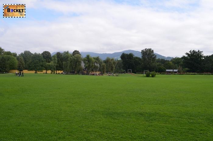 Hellbrunn parc