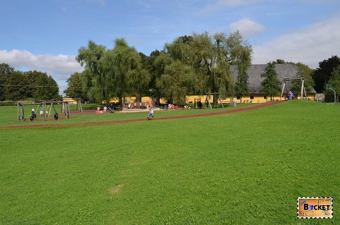 Loc de joaca in parc