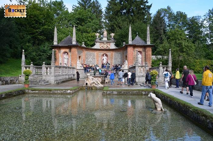 Teatru de la Palatul Hellbrunn
