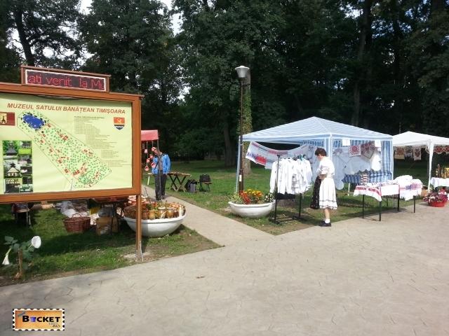 Targul Mesterilor Populari - Muzeul Satului Bănăţean Timişoara 003