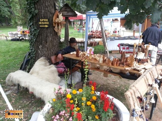 Targul Mesterilor Populari Timisoara Muzeul satului 008