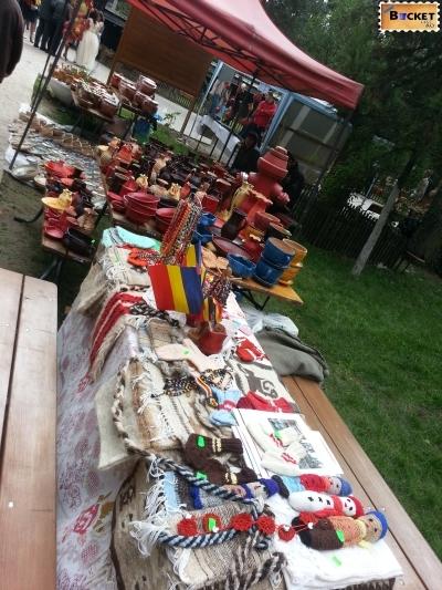 Targul Mesterilor Populari - Muzeul Satului Bănăţean Timişoara 029