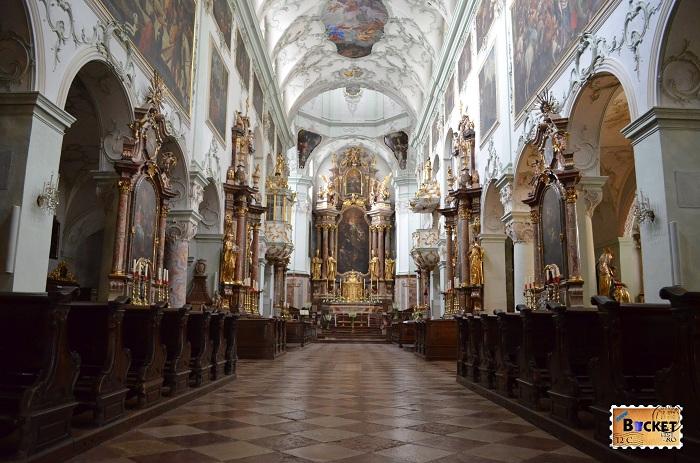 biserica Sfântul Petru din Salzburg