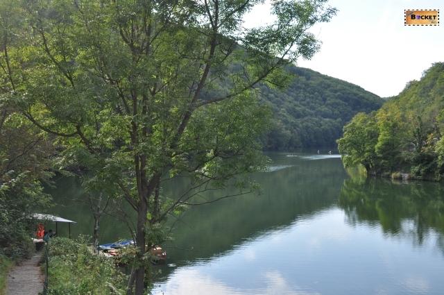 Lillafüred - lac Hámori
