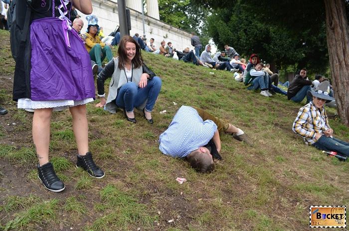 Cazut la datorie Oktoberfest Munchen 2013