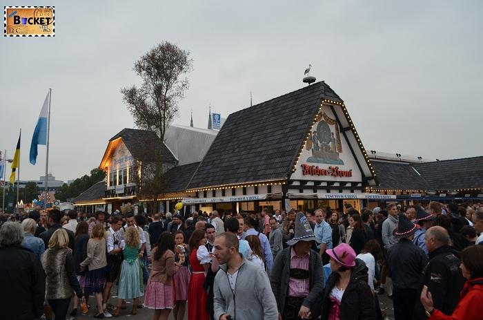 Fischer Vromi - Oktoberfest Munchen 2013