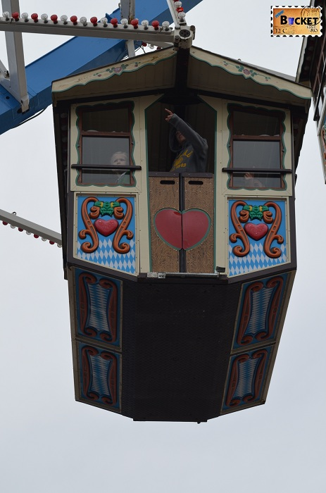 Gondola Riesenrad Munchen
