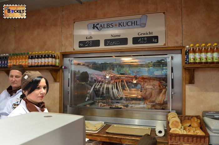 Kalbs Kuchl Oktoberfest Munchen