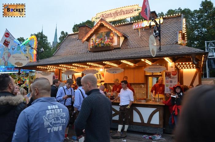 Kartoffelhaus Oktoberfest Munchen