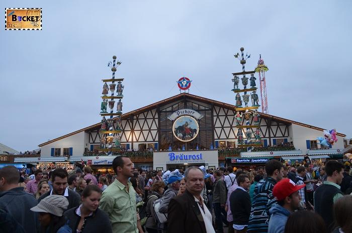 Oktoberfeest Munchen 2013 (4)