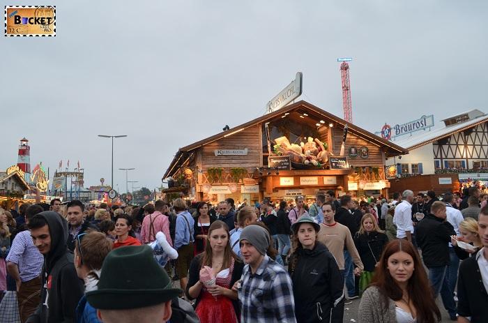 Oktoberfest Munchen 2013 (7)