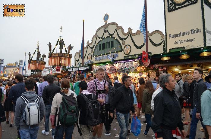 Oktoberfest Munchen 2013 (8)