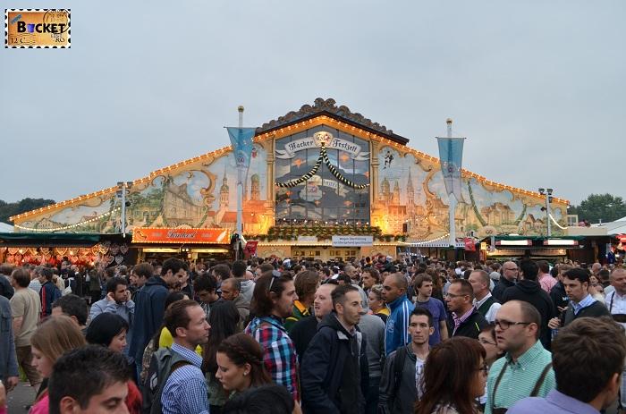Oktoberfest Munchen 2013 (9)