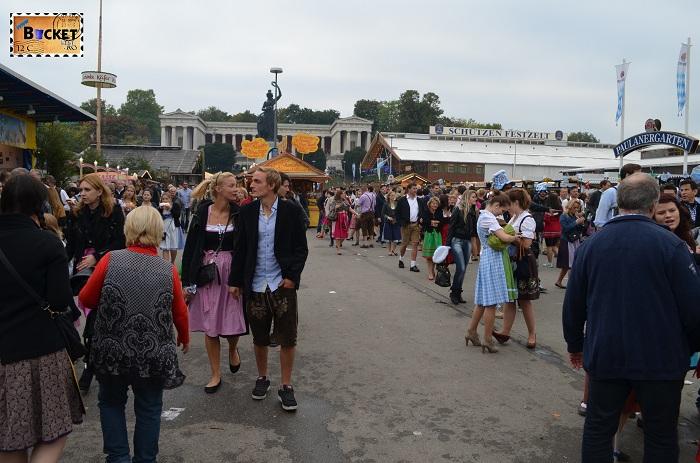 Oktoberfest 2013 Munchen