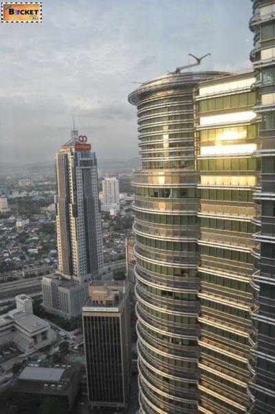 Birouri in Petronas Towers