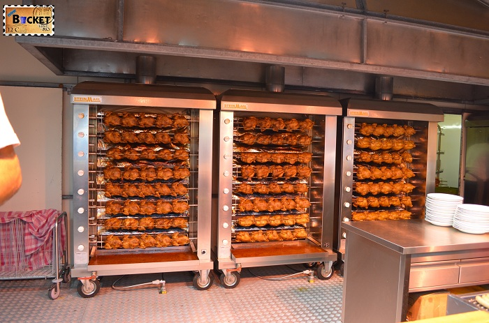 Pui la rotisor - Oktoberfest Munchen
