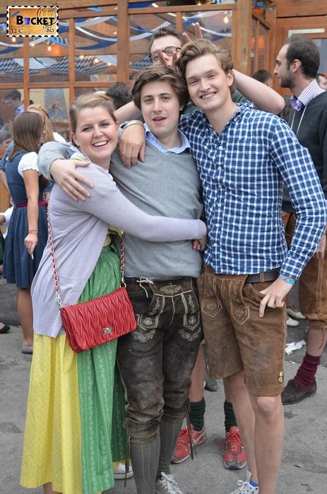 Voie buna la Oktoberfest Munchen