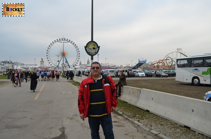la Oktoberfest Munchen 2013