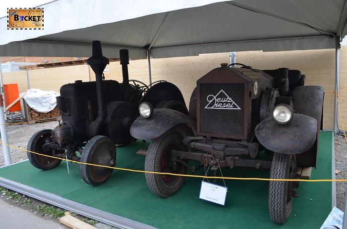 Tractoare Deutz Diesel 1932 Oide Wiesn - Oktoberfest Munchen