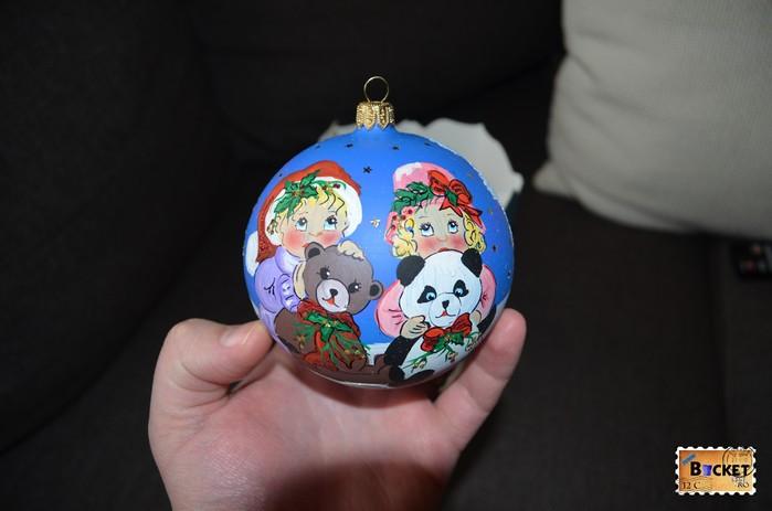 Colartis - cele mai frumoase globuri pentru pomul de Crăciun