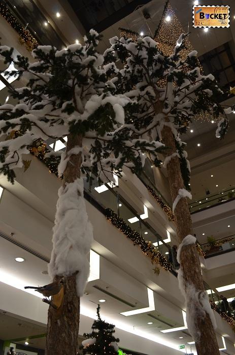 iarna de Crăciun din Forum Debrecen