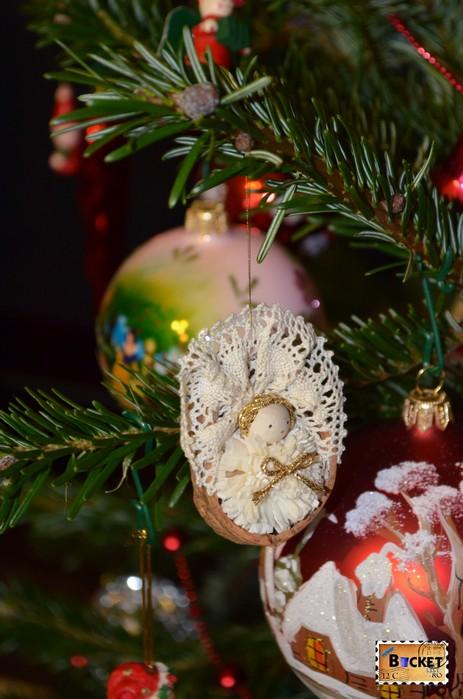 Ornamente pentru bradul de Craciun