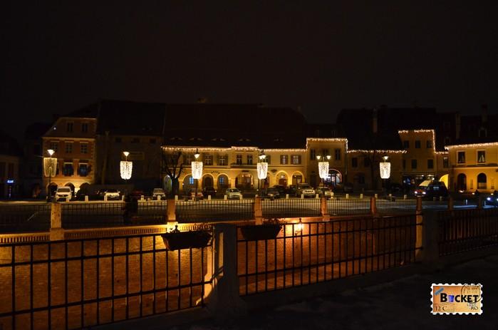Piata Mica Sibiu