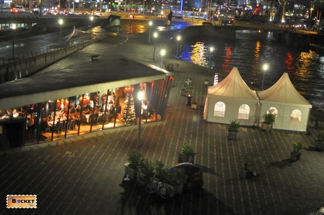 Rotterdam - petrecere