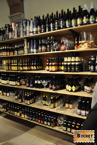 The Bottle shop - Sortimente de bere
