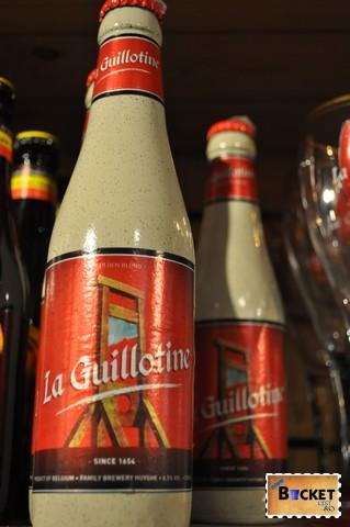 Bere La Guillotine