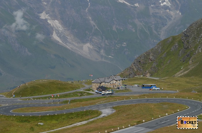 Alpine Nature Show Museum de pe Grossglockner High Alpine Road