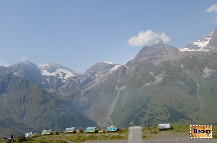 Drumul Grossglockner High Alpine Road - Cel mai frumos drum alpin din Austria ; Großglockner Hochalpenstraße;