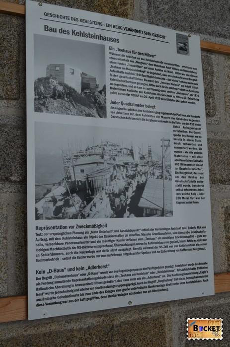 Expozitie in cuibul de vulturi a lui Hitler - Eagle's Nest