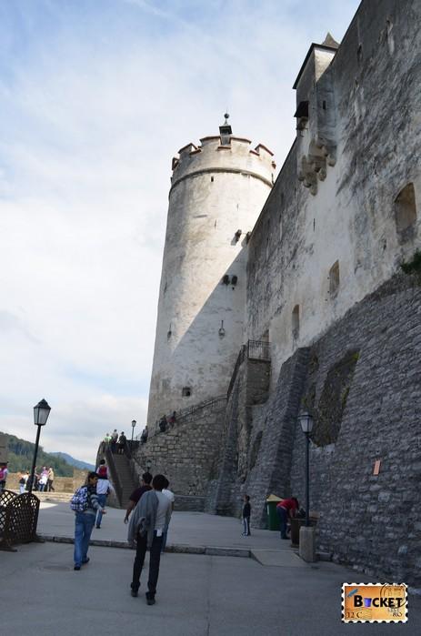 Glockenturm Hohensalzburg