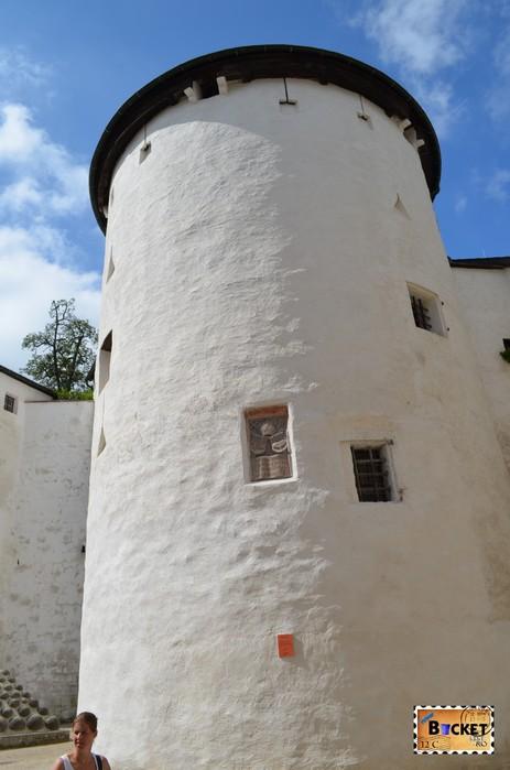 turn Castelul Hohensalzburg