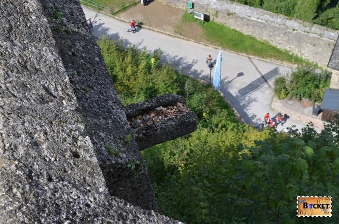 pune o dorinta in castelul din Salzburg
