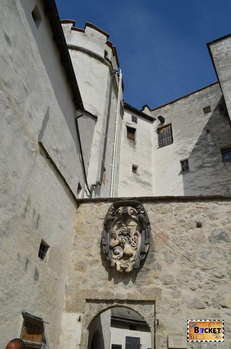 Poarta Castel Salzburg