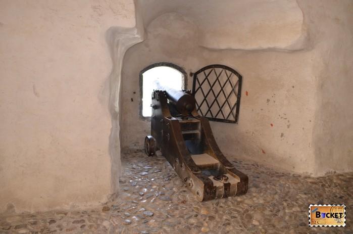 tun in Castelul Hohensalzburg