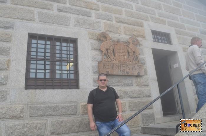 Kehlsteinhaus - Cuibul de vulturi a lui Hitler - Eagle's Nest