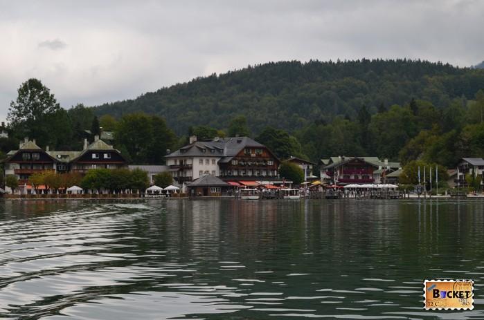 Lacul Konigssee