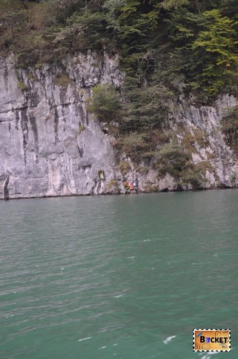 Lacul Konigssee locul in care si-au pierdut viata cei 70 de pelerini