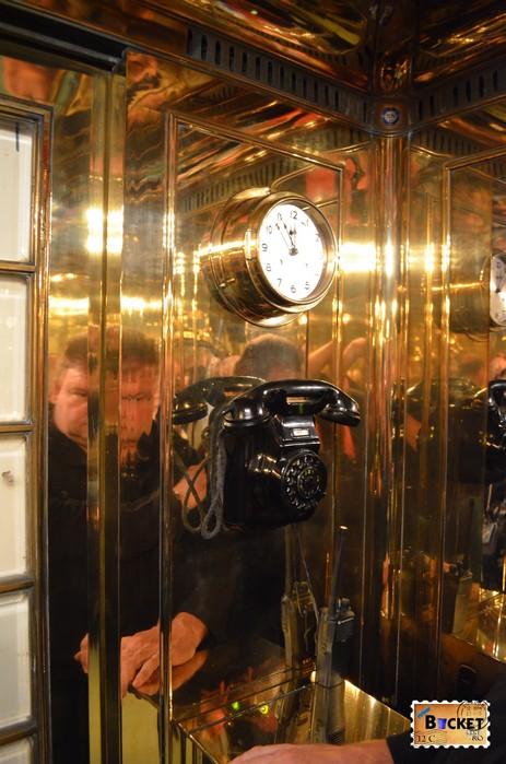 Lift spre  Kehlsteinhaus - Cuibul de vulturi a lui Hitler Eagle's Nest