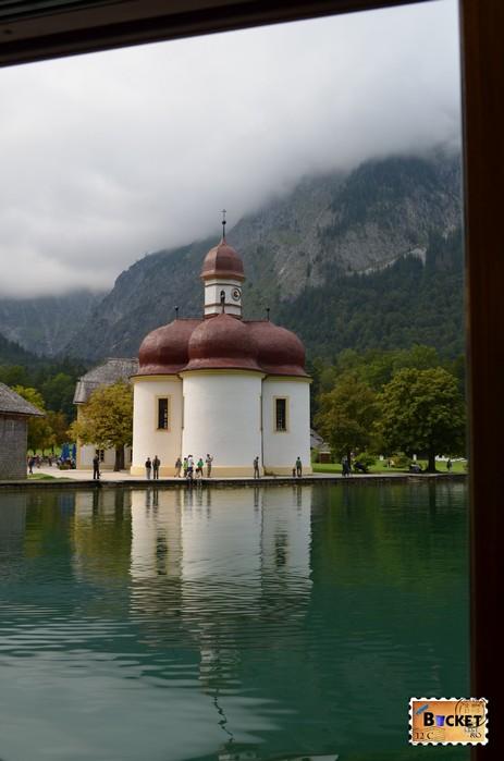 mănăstirea St. Bartholomä