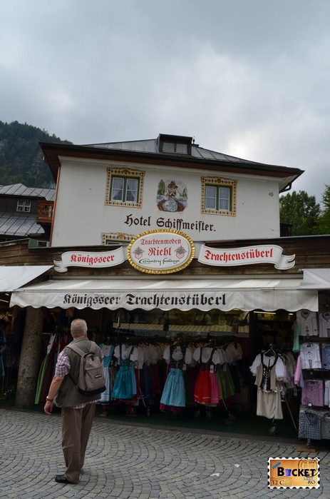 hotel Schiffmeister am Königssee din stațiunea Schoenau am Koenigssee - Berchtesgaden