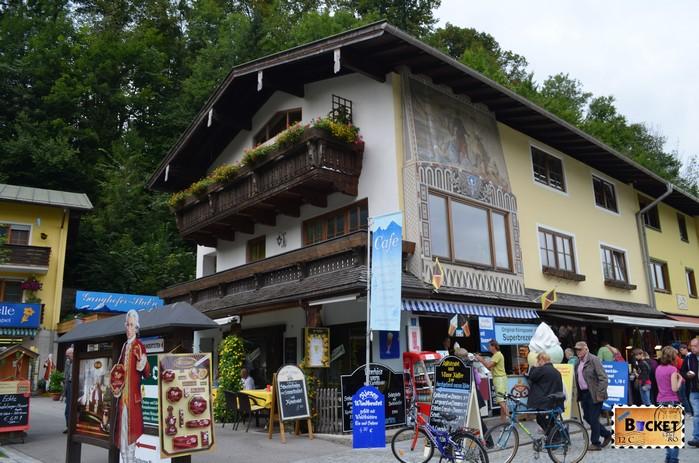 stațiunea Schoenau am Koenigssee din Berchtesgaden