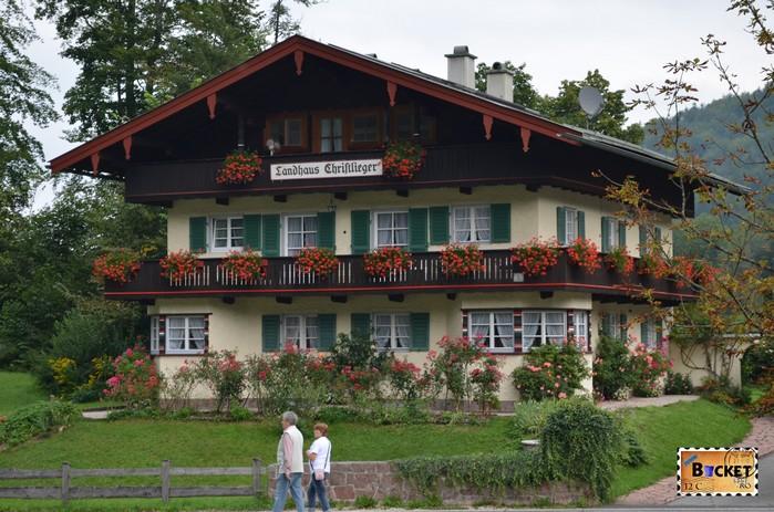landhaus christlieger am königssee din stațiunea Schoenau am Koenigssee - Berchtesgaden