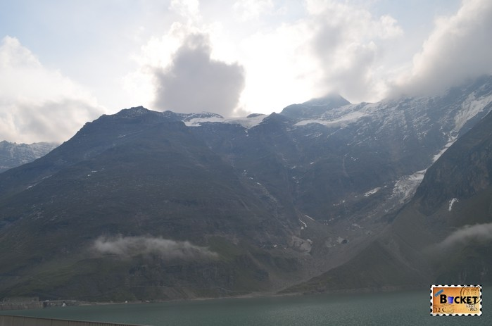 Barajele de la Kaprun - Alpine Reservoirs in Kaprun
