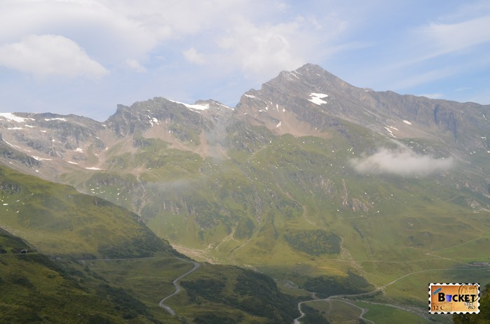 vârful Kitzsteinhorn